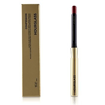 SW HourGlass-59 金管唇膏 Confession Ultra Slim High Intensity Refillable Lipstick - # Secretly (Classic Red)