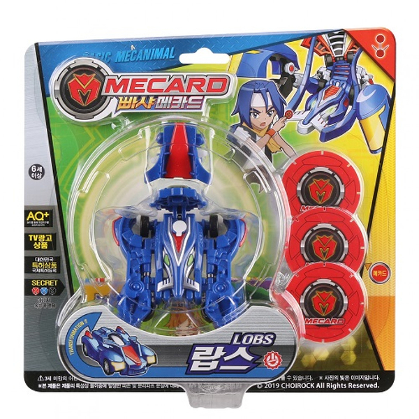 《 百變Mecard 》鋼螯魔蝦 / JOYBUS玩具百貨