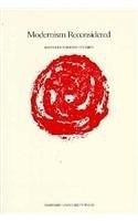 二手書博民逛書店 《Modernism Reconsidered》 R2Y ISBN:0674580664│Kiely