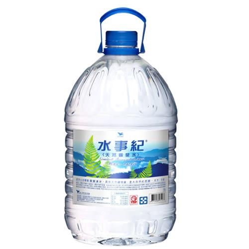 統一水事紀麥飯石礦泉水5000ml