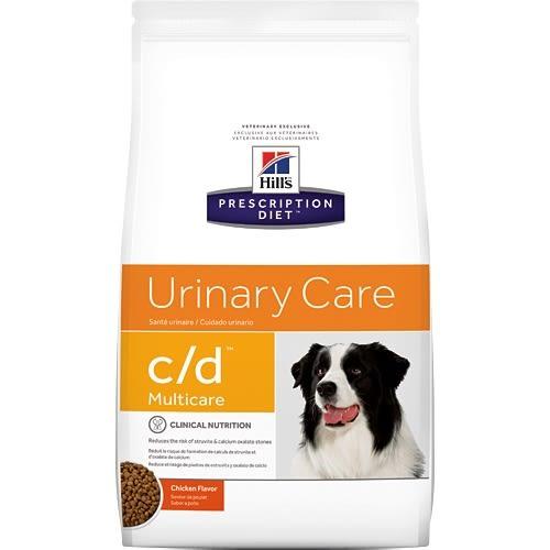 【寵物王國】希爾思c/d Multicare泌尿系統護理犬處方17.6磅