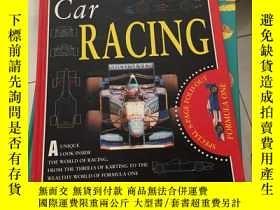 二手書博民逛書店THE罕見FANTASTIC BOOK OF Car RACIN