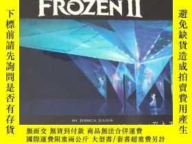 二手書博民逛書店罕見冰雪奇緣2暗影森林電影設定集 英文原版The Art of Frozen II Jessica Julius