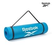 Reebok-加厚防滑訓練墊-15mm(藍)