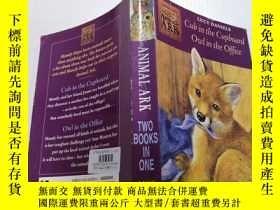 二手書博民逛書店cub罕見in the cupboard owl in the office:小貓頭鷹在辦公室裏.Y20039