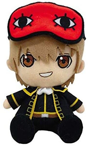 【沖田總悟 絨毛玩偶】銀魂 沖田總悟 絨毛玩偶 娃娃 Gintama 日本正版 該該貝比日本精品