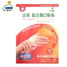 【Fe Li 飛力醫療】砝碼 黏合傷口貼...