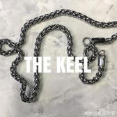 原創新品韓國潮流飾品百搭龍骨項鏈日韓男個性蛇骨鏈 糖糖日系森女屋