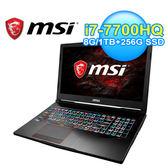 msi 微星 GE63VR 7RE-053TW 七代筆電