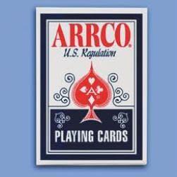 【USPCC撲克館】ARRCO US regulation 撲克牌 黑