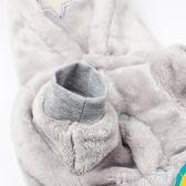 .寵物保暖珊瑚絨加厚寵物衣服小狗狗衣服冬裝四腳款小型犬冬天衣服-可卡衣櫃