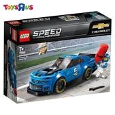 【LEGO樂高】Chevrolet Camaro ZL1 Race Car #75891