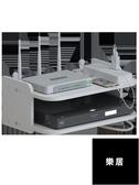墻上置物架 免打孔客廳電視機頂盒架路由器收納盒壁掛裝飾隔板臥室JY【快速出貨】