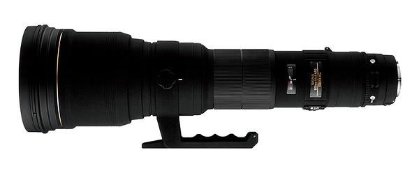 名揚數位 SIGMA APO 800mm F5.6 EX DG HSM 恆伸公司貨保固三年~  (一次付清)