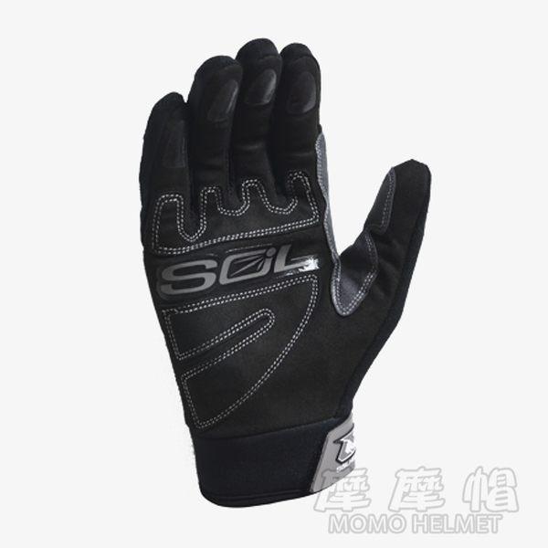 SOL SG-1 SG1 四季型短手套 手套 短手套 機車 騎士