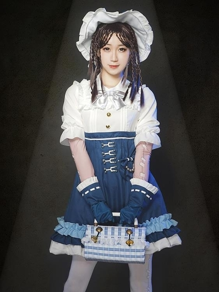 第五人格cos服園丁蘭閨驚夢cosplay服飾女動漫服裝兒童工具箱