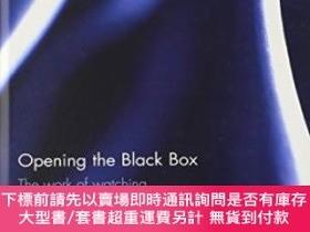 二手書博民逛書店Opening罕見The Black BoxY255174 Smith, Gavin Routledge 出