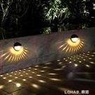 太陽能戶外花園別墅庭院景觀壁燈防水圍牆柱頭陽台裝飾小夜燈 NMS 樂活生活館