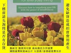 二手書博民逛書店Mindfulness罕見for Everyday LivingY19139 christopher titm