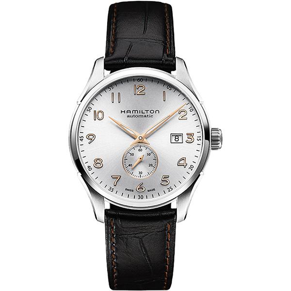 Hamilton 漢米爾頓 JAZZMASTER 小秒針機械腕錶/手錶 H42515555