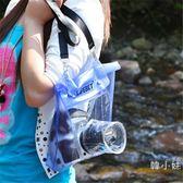 三層防水 數碼大單反尼康佳能相機防水袋 游泳手機潛水套漂流包
