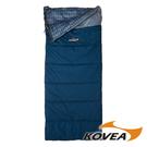 KOVEA 信封式阿拉斯加1300棉睡袋 戶外 登山 露營 KM8SP0101