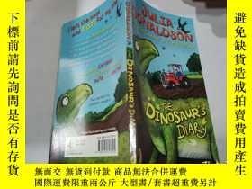 二手書博民逛書店the罕見dinosaur s diary:恐龍日記Y200392 不祥 不祥