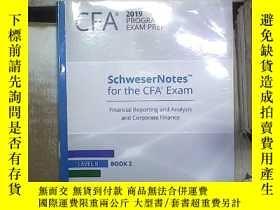 二手書博民逛書店CFA罕見2019 PROGRAM EXAM PREP FINANCIAL REPORTING AND ANALY