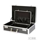 鋁合金工具箱手提式密碼箱五金設備文件儀器箱工業級箱子小中大號 3C優購