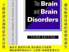 二手書博民逛書店The罕見Encyclopedia of the Brain and Brain Disorders-腦與腦疾病百