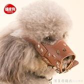 狗狗嘴套狗口罩防咬防叫中大型犬止吠器防亂吃金毛薩摩耶