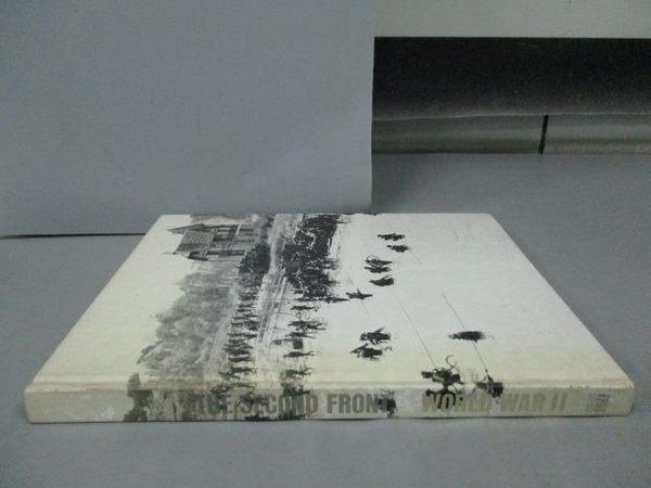 【書寶二手書T8/歷史_QLR】World War II_The Second Front