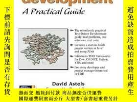 二手書博民逛書店Test-driven罕見DevelopmentY256260 David Astels Prentice H