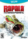 WiiU Rapala Pro Fishing 2012 Rapala 高級釣魚2012(美版代購)
