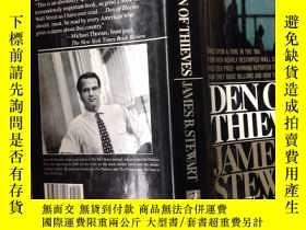 二手書博民逛書店賊巢罕見Den of Thieves【精裝】Y12487 JAM