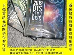 二手書博民逛書店4k罕見dts uhd 藍光碟Y472631 dts demo 出版2019