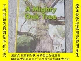 二手書博民逛書店A罕見Mighty Oak Tree(Science )Y214