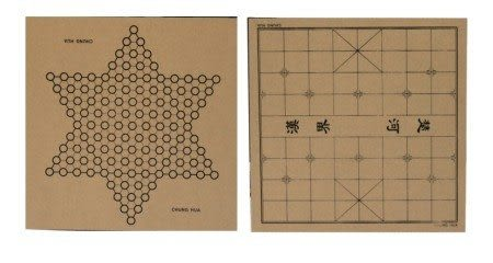 O-H2 棋盤-象棋+跳棋 / 片