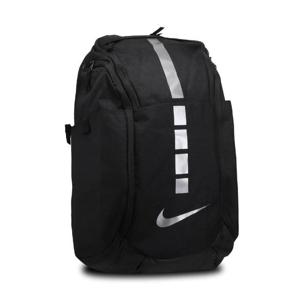 Nike 後背包 Elite Basketball Backpack 黑 銀 男女款 菁英 籃球 雙肩背 包包 【ACS】 DA1922-011