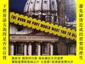 二手書博民逛書店The罕見Book No Pope Would Want You