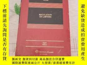 二手書博民逛書店Regulation罕見of Lawyers 律師條例Y1676