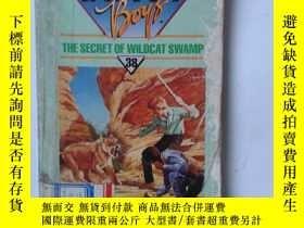 二手書博民逛書店THE罕見SECRET OF WILDCAT SWAMP【113