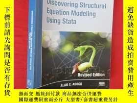 二手書博民逛書店Discovering罕見Structural Equation Modeling U... (16開) 【詳見圖