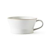 莫蘭迪系列湯杯300ml 白