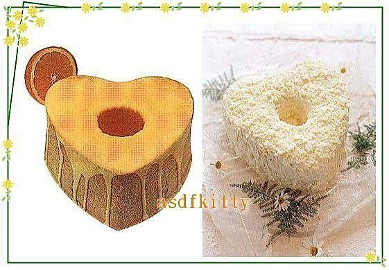 asdfkitty可愛家☆ CAKELAND愛心中空蛋糕模型-活動-14公分SD-BMS105T國際牌製麵包機可用-日本製