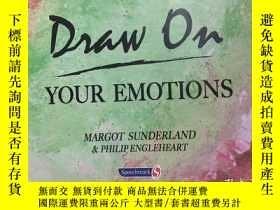 二手書博民逛書店Draw罕見On: Your Emotions 英文原版 活頁本