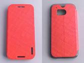 BASEUS HTC One(M8) 側翻皮套 錦衣系列 4色可選 可加購保貼更超值