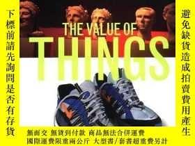 二手書博民逛書店The罕見Value Of ThingsY364682 N Cummings Birkhauser 出版20