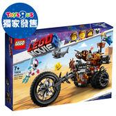 玩具反斗城 獨家 LEGO樂高 70834 MetalBeard's Heavy Metal Motor Trike!