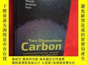 二手書博民逛書店Two-Dimensional罕見Carbon: Fundamental Proper... (小16開,硬精裝)